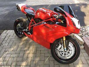 Rare 2004 Ducati 749R