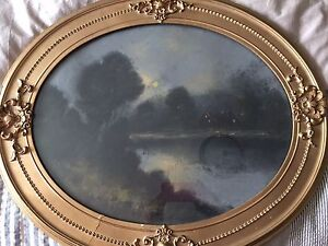 Authentic Robert Chandler painting