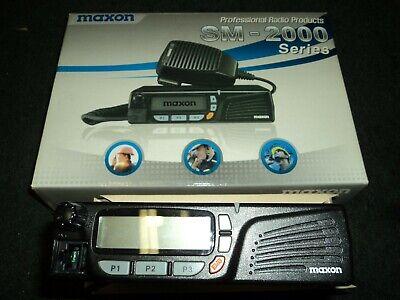 Tecnet Tm-8000 Series Mobile Radio Vhf 50 Watt Brand New Maxon