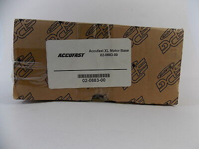 Accufast Mailertabber Xl Base Transport Motor. 02-0883-00. New In Box Spg