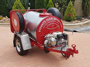 Furphy Fire Tanker Capital Hill South Canberra Preview