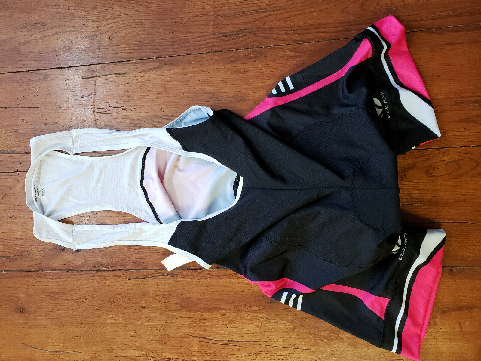 women s xxl cycling bibshorts pink black