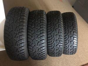 """Winter Tires, full set, 16"""""""