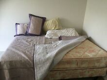 Queen size bed plus matresse Bondi Eastern Suburbs Preview