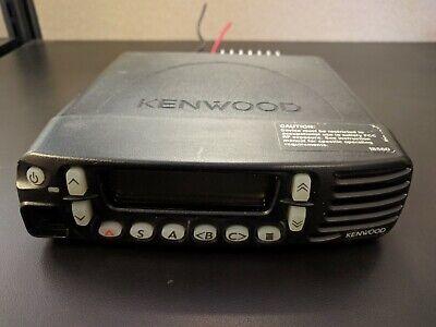 Used Kenwood Tk-8180-k Uhf Radio Wmic 450-520mhz Conv.ltr 512ch128 Zones