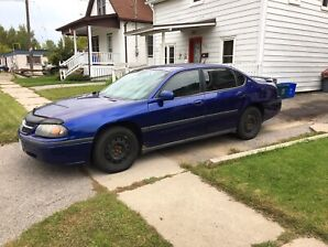 2005 Chevy Impala *As Is