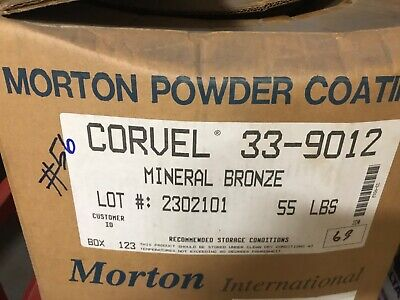 56 Mineral Bronze Powder Coating Paint - New 1lb
