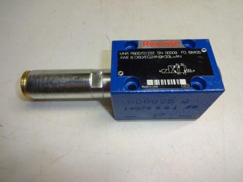 REXROTH R900701222 DIRECTIONAL CONTROL VALVE