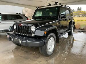 2016 JEEP WRANGLER UNLIMITED SPORT S OFF ROAD READY FREEDOM!