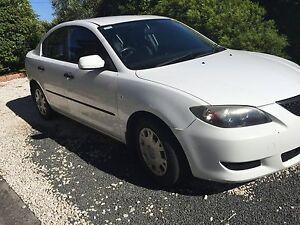 2004  Mazda3  Sedan Devonport Devonport Area Preview