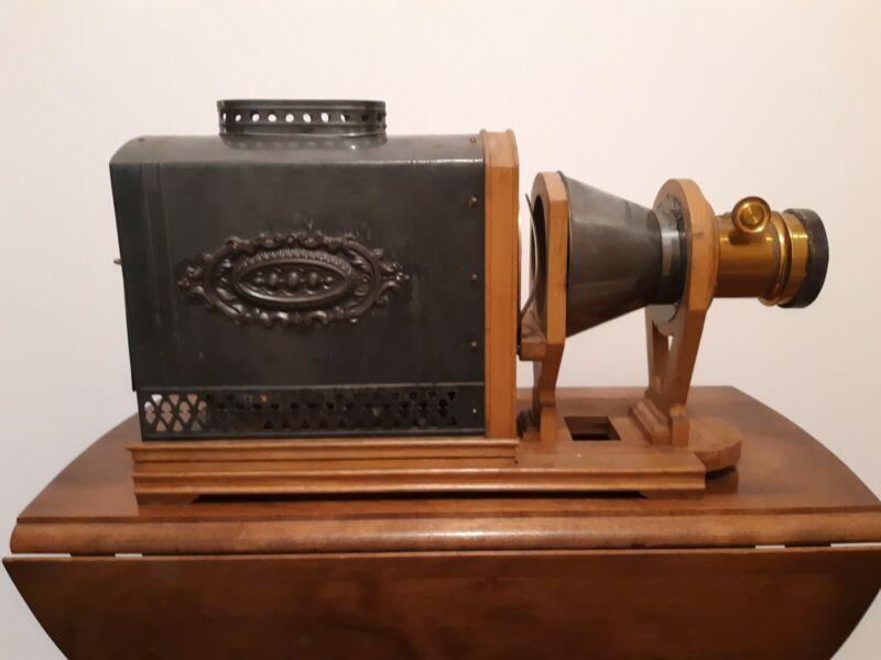 James W. Queen & Co. Magic Lantern C.1860