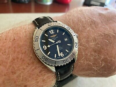 BREITLING Shark Automatic Watch A17605