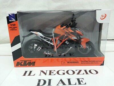 NEW RAY MODELLINO KTM 1290 SUPERDUKE R SCALA 1:12 usato  Vertova