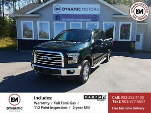 2015 Ford F-150 XLT XTR! CREW! ECOBOOST! OWN FOR $258B/W, 0...