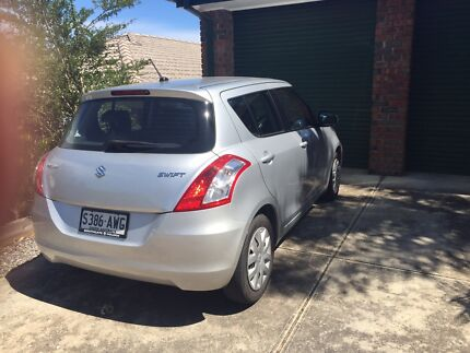 2011 Suzuki swift FZ GA  Happy Valley Morphett Vale Area Preview