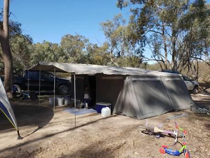 Camp Trailer Lilydale Yarra Ranges Preview
