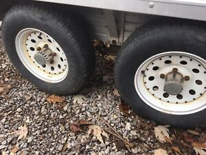 Car trailer for sale, great condition