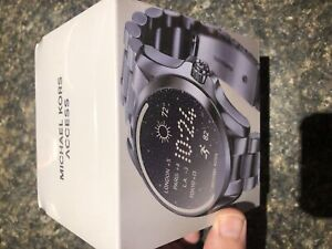 Michael Kors access smart watch NIB