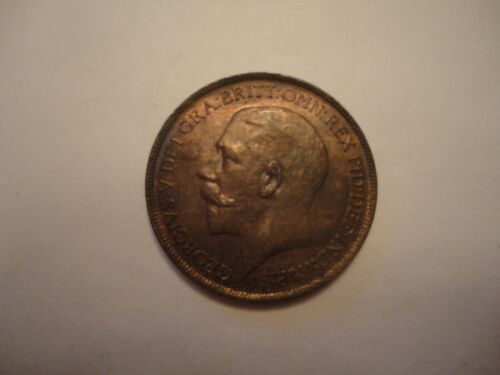 Great Britain 1911 Penny KM810