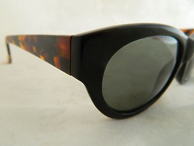 CHRISTIAN ROTH SUNGLASSES SERIES 4005 PLASTIC TORTOISE BROWN & BLACK on Rummage