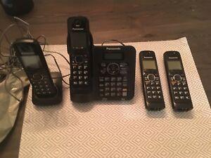 Panasonic Cordless Phones kx-tg6641c