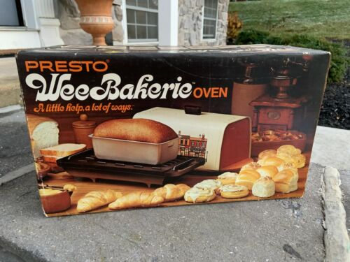 Presto Wee Bakerie Electric Oven new in box