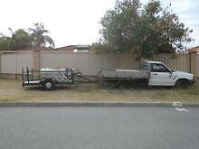 MAN WITH UTE AND TRAILER Kelmscott Armadale Area Preview
