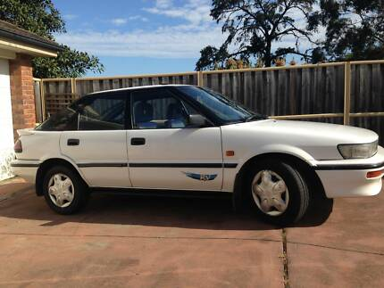 Affordable, reliable car - Toyota Corolla 1993 Lane Cove Lane Cove Area Preview
