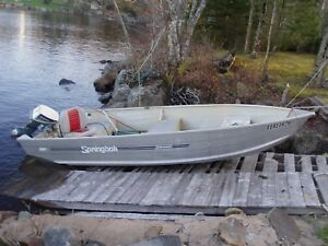 ~ WANTED ~ 16' Aluminum Boat + Trailer + Motor