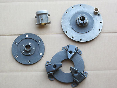 Complete Clutch Kit For Ih International 154 Cub Lo-boy 185