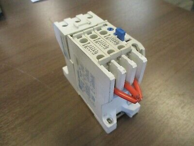 Cutler-hammer Overload Relay C306dn3 Ser. B1 600v 3p Heaters May Vary Used