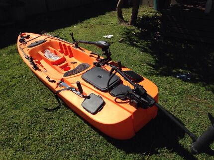 Kayak Fern Bay Port Stephens Area Preview
