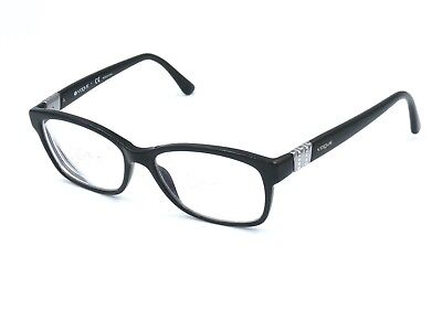Vogue VO 2765B Women's Eyeglasses Frame, W44 Shiny Black. 53-16-140  #I37