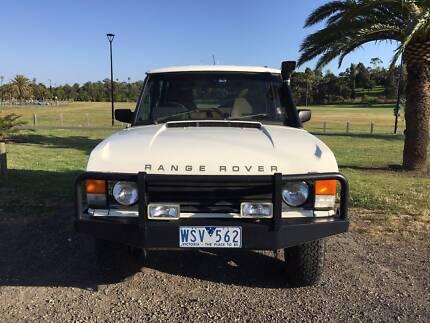1988 Range Rover - 6.5 V8 Diesel