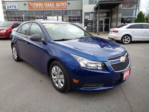 2012 Chevrolet Cruze LS|BLUE-TOOTH|AUTO|CERTIFIED.