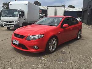 2009 Ford Falcon FG XR6 TURBO 6 SPEED AUTO West Footscray Maribyrnong Area Preview