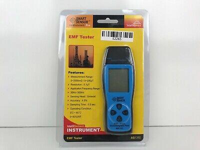 Smart Sensor Emf Tester As1392 Intell Ins Pro Electromagnetic Radiation Detector