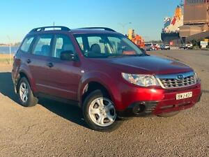 2011 Subaru Forester X Automatic - FINANCE TAP Mayfield East Newcastle Area Preview
