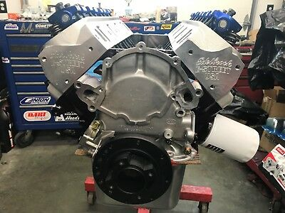 302 / 347 Ford Long block, race prepped, makes 460+hp, E-Street EdelBrock 170cc
