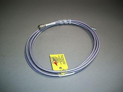 Gore-tex Precision Tnc To Sma Cable 132 Mm Aerospace Grade Microwave Coaxial