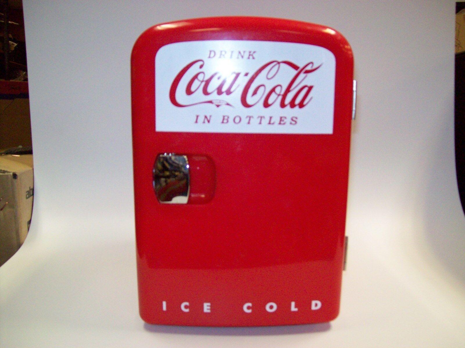 UPC Koolatron Coca Cola Personal Fridge