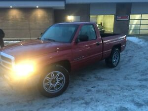 1997 reg cab short box 5 speed