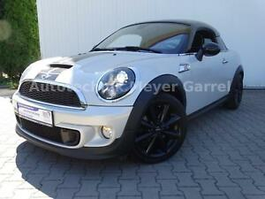 MINI Cooper S Coupe 184PS Chilli Xen Nav Led Infinity