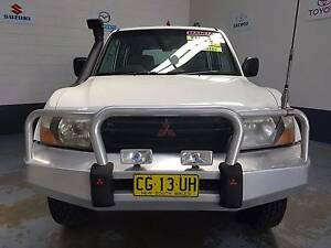 2000 Mitsubishi Pajero Wagon TURBO DIESEL North St Marys Penrith Area Preview