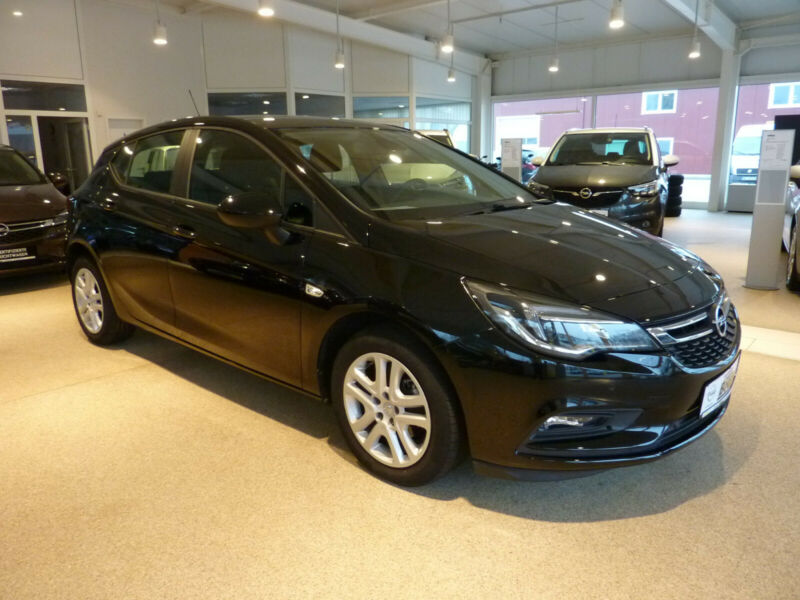 Opel Astra K 5T 1.4 T  Edition, AC, BC, PDC, SHZ