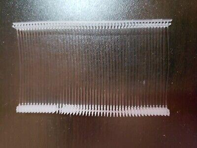 Price Tag Gun Barb Fastener Clear White Standard Tagger Pin Label Attach Apparel