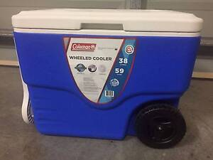 Near New Wheeled Cooler - great for outdoor BBQ and beach Hornsby Hornsby Area Preview