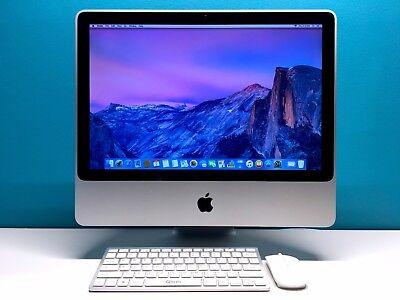 "Apple iMac 20"" Mac Mini Desktop Computer / Upgraded 4GB RAM / 1 Year Warranty!"