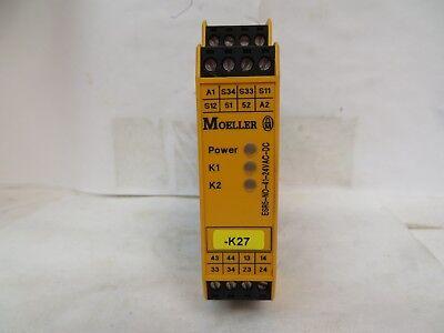 Moeller Electric Esr5-no-41-24vac-dc 30-12 Awg 24vdc 6a Amps