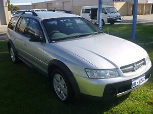 2006 Holden Adventra Wagon SX6 Xtrac only** 104000 kms !! East Rockingham Rockingham Area Preview